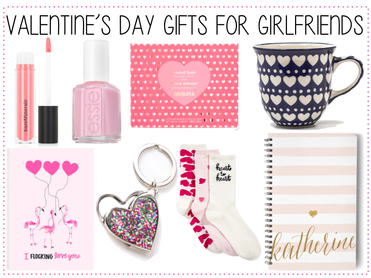 Valentine s day gift ideas for girlfriends as told by sissy for Gift for girlfriend valentine
